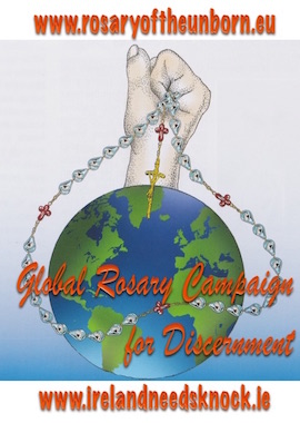 Global Rosary Campaign for Discernment